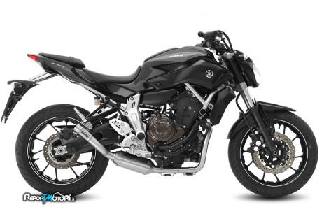 Mivv Speed Edge Yamaha MT-07