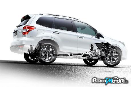 Subaru Lineartronic