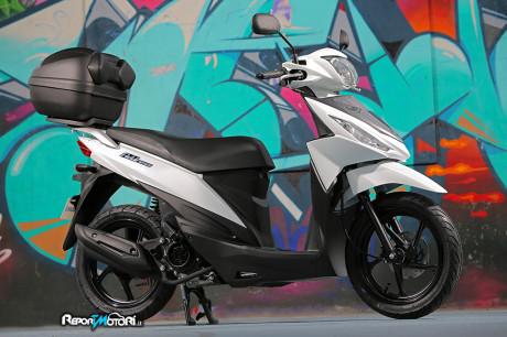 Nuovo Suzuki Address