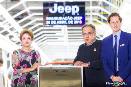 Inaugurato il nuovo polo industriale di Pernambuco