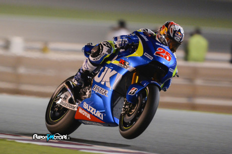 Maverick Vinales - MotoGP - Suzuki GSX-RR - Test Sepang