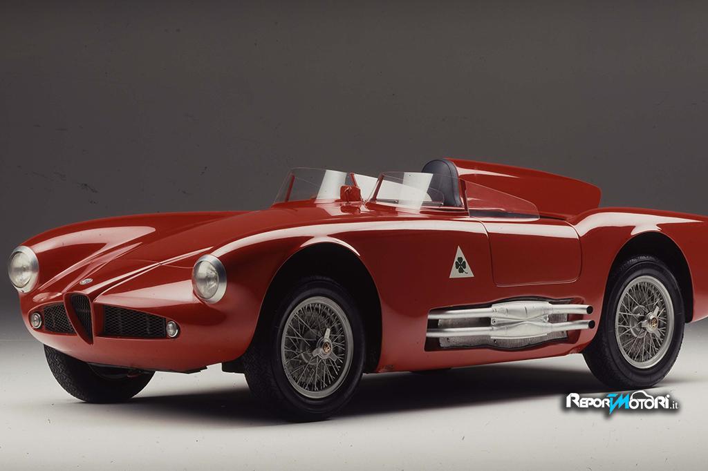 Alfa Romeo sponsor Mille Miglia