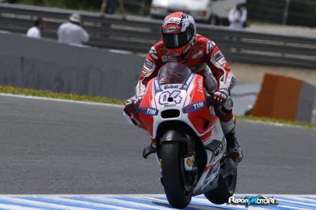 Andrea Dovizioso - Jerez de la Frontera 2015