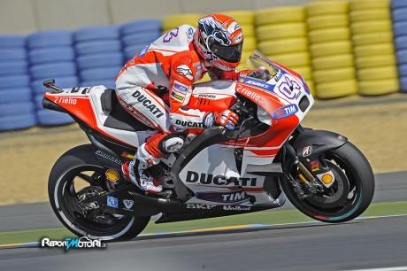 Andrea Dovizioso - Ducati Team MotoGP