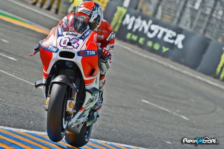 Andrea Dovizioso - Le Mans 2015