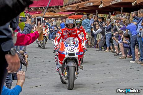 Andrea Dovizioso - Ducati Desmosedici GP15