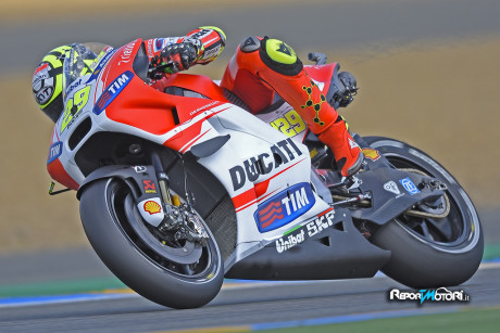 Andrea Iannone - Ducati Team MotoGP