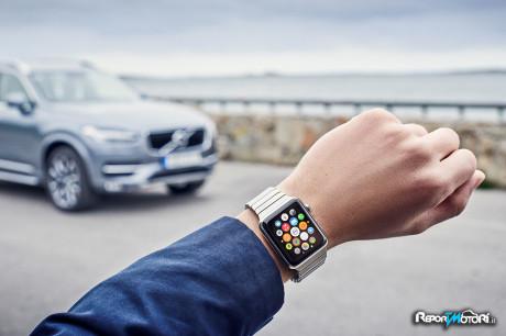App Volvo On Call