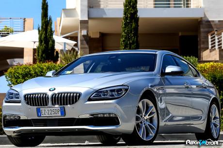 Nuova BMW Serie 6 ( 640d  XDrive )