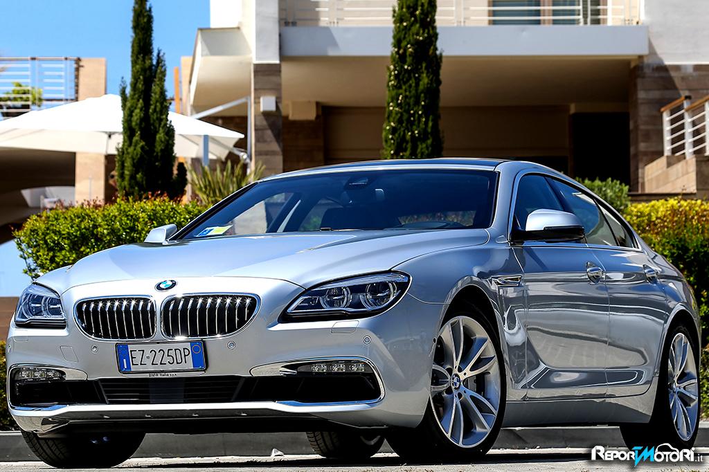 Nuova BMW Serie 6: sorprende ed affascina !