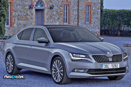 Continental Skoda Superb