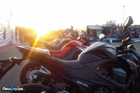 Demo Ride Kawasaki