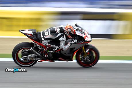Marco Melandri - Aprilia RS-GP