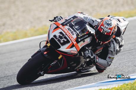 Marco Melandri - Test Jerez de la Frontera
