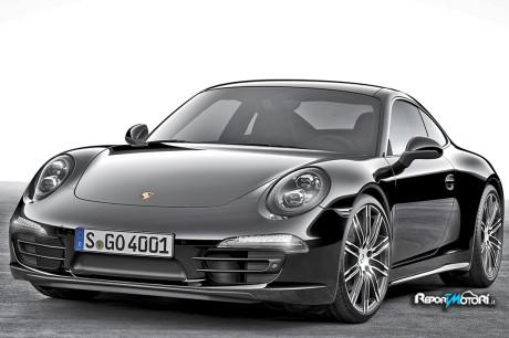 Porsche 911 Carrera Black Edition