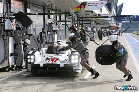 Porsche 919 Hybrid - Le Mans