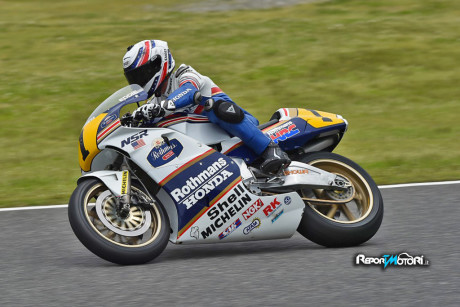 Eddie Lawson - Honda NSR 500 - Sounds of suzuka