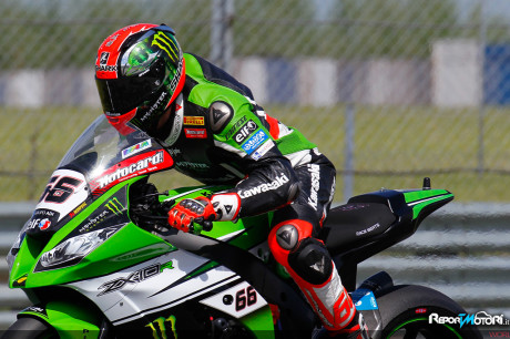 Tom Sykes - Donington Park