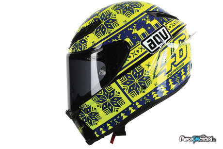 AGV Corsa 2015 Winter Test Limited Edition