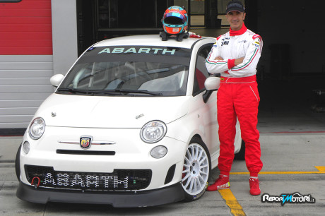 Abarth 695 Assetto Corse Endurance