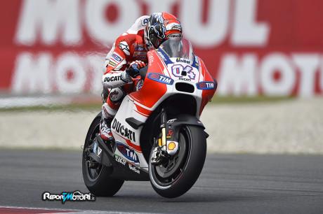 Andrea Dovizioso - Ducati Team Assen 2015