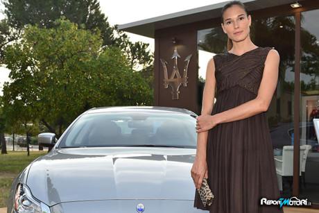 Chiara Baschetti - Maserati Summer Tour