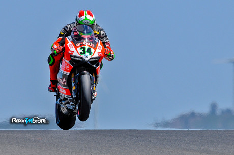 Davide Giugliano (Aruba.it Racing – Ducati Superbike)