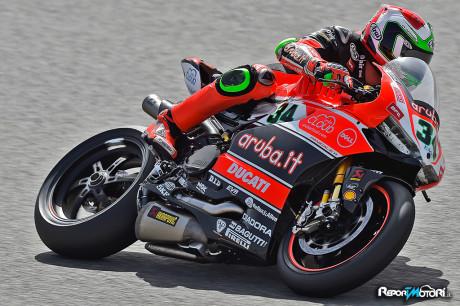 Davide Giugliano (Aruba.it Racing – Ducati Superbike Team)