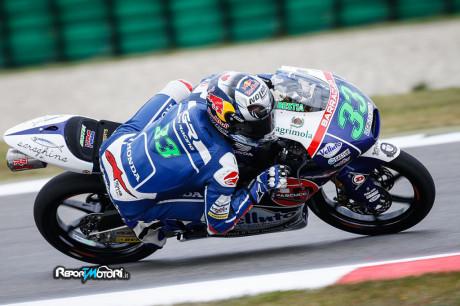 Enea Bastianini - Assen - Moto3