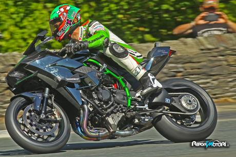 James Hillier - Kawasaki H2R