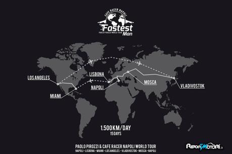 Paolo Pirozzi - Fastest Man