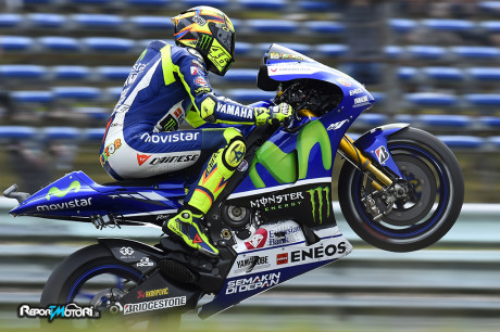 Valentino Rossi - Assen 2015