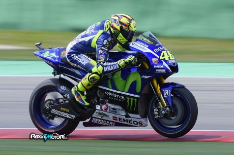 Valentino Rossi - Assen - MotoGP 2015