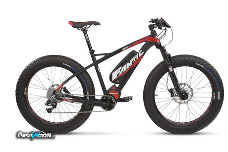 Fantic Motor FAT Bike