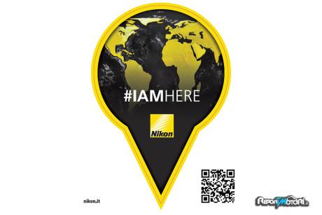 Nikon #IAMHERE