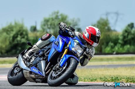 Test Ride Suzuki GSX-S 1000