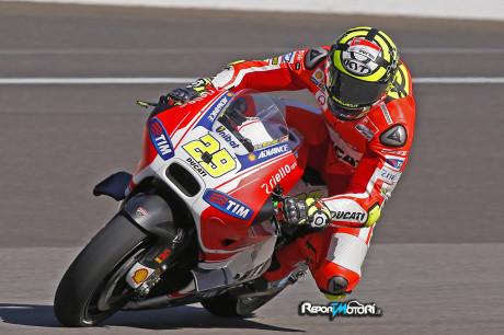 Andrea Iannone - Indianapolis 2015