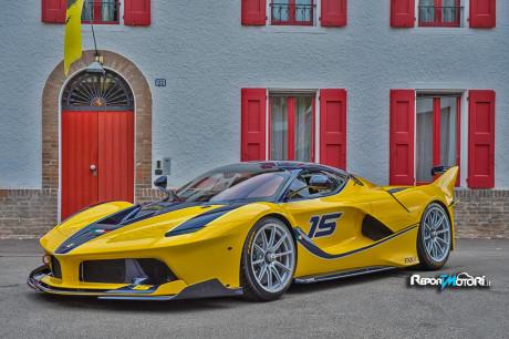 Benjamin Sloss - Ferrari FXX K