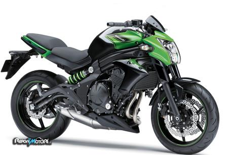 Kawasaki ER-6N 2016
