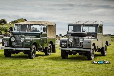 Land Rover Celebration Drive
