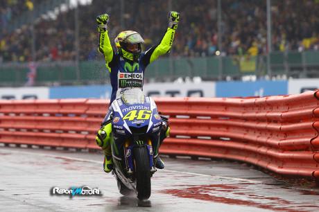 Valentino Rossi - Silverstone 2015