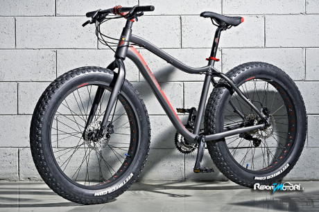 Abarth Extreme Fat Bike