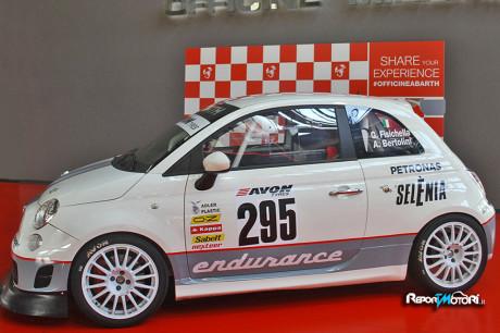 Abarth 695 Assetto Corse Endurance