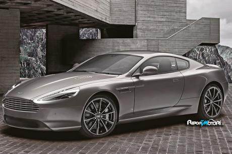 Aston Martin DB 9 GT Bond Edition