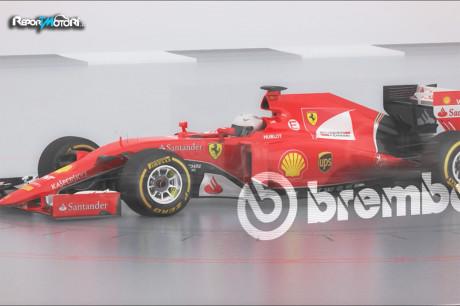 Brembo: video 3D Formula 1