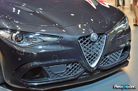 Alfa Romeo Giulia QV - IAA 2015