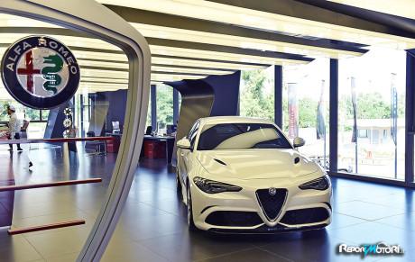 Motor Village Arese - Alfa Romeo Giulia QV