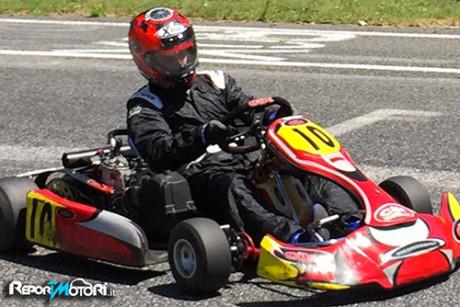 Marco Lasala - Test Kart - Rieti