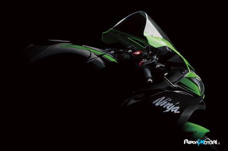 Nuova Kawasaki Ninja ZX-10R 2016