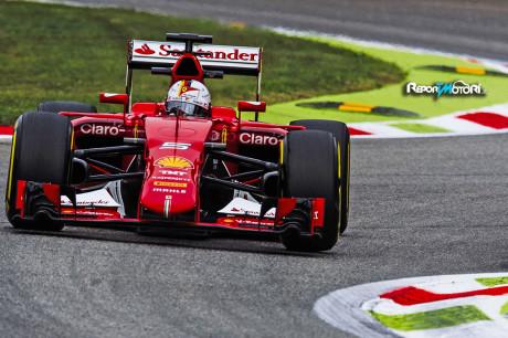 Kimi Raikkonen - GP Italia 2015 - Circuito di Monza